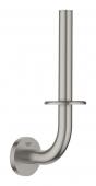 Grohe Essentials - Reservepapierhalter Wandmontage Metall supersteel