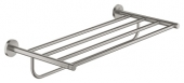 Grohe Essentials - Multi-Badetuchhalter 604 mm Metall supersteel
