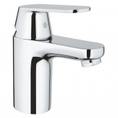 GROHE Eurosmart Cosmopolitan - Single Lever Basin Mixer S-Size without waste set chrome