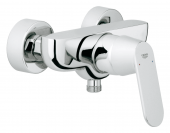 GROHE Eurosmart Cosmopolitan - Exposed Single Lever Shower Mixer with 1 outlet chrome