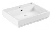 Grohe Cube - Waschtisch 600 mm PureGuard weiß