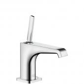Hansgrohe Axor Citterio E - Einhebel-Waschtischmischer 115 ohne Zugstange für Handwaschbecken chrom