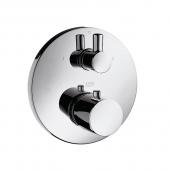 Hansgrohe Axor Uno² - Thermostat Unterputz mit Ab- und Umstellventil