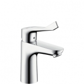 Hansgrohe Focus - Einhebel-Waschtischmischer 100 ohne Ablaufgarnitur chrom