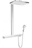 Hansgrohe Rainmaker Select 460 - 2jet Showerpipe