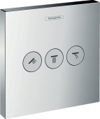 Hansgrohe Select - Absperrventil Unterputz Shower