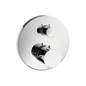 Hansgrohe Axor Starck - Thermostat Unterputz mit Ab- / und Umstellventil