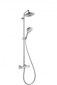 Hansgrohe Raindance - Showerpipe Select EcoSmart chrom