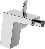 HANSA HansaLoft - Single Lever Bidet Mixer with pop-up waste set chrome