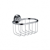 AXOR Montreux - Soap basket polished nickel