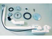 Ideal Standard - Ab- und Überlaufgarnitur Rotaplex