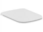 Ideal Standard Mia - WC-Sitz Softclosing flat weiß