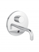 Ideal Standard CERAPLUS - Single Lever Basin Mixer wall-mounted with projection 150 mm without waste set chrome