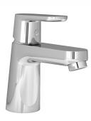 Ideal Standard CeraVito - Einhebel-Waschtischarmatur mit Duchflussbegrenzer und Ablaufgarnitur chrom