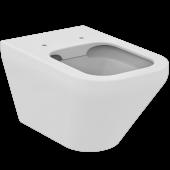 Ideal Standard Tonic II - Wandtiefspül-WC spülrandlos 355 x 560 x 350 mm weiß