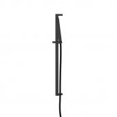 Steinberg Serie 135 - Brausegarnitur 750 mm mit Handbrause und Brauseschlauch matt black