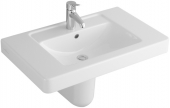 Villeroy & Boch Architectura - Washbasin for Furniture 800x485mm with 1 tap hole with overflow white with CeramicPlus