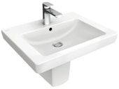 Villeroy & Boch Subway 2.0 - Washbasin 650x470 white without CeramicPlus