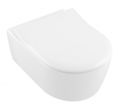 Villeroy & Boch Avento - Combi-Pack mit Wand-Tiefspül-WC und WC-Sitz weiß Toilet
