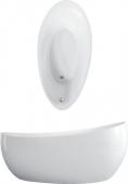 Villeroy & Boch Aveo - Freistehende Badewanne 1900 x 950 mm weiß