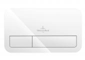 Villeroy & Boch ViConnect - Betätigungsplatte weiß