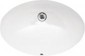 Villeroy & Boch Evana - Unterbauwaschtisch 455 x 305 mm weiß alpin