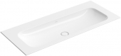 Villeroy & Boch Finion - Schrankwaschtisch 1200 x 500 mm ohne Überlauf stone white mit CeramicPlus
