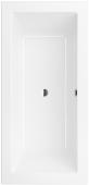 Villeroy & Boch Legato - Badewanne 1900 x 900 mm stone white