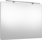 Villeroy & Boch More To See - Spiegel 900 x 750 mm mit LED-Beleuchtung silber eloxiert / verspiegelt