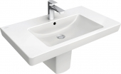 Villeroy & Boch Subway 2.0 - Washbasin for Furniture 800x470 white without CeramicPlus