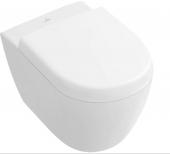 Villeroy & Boch Subway 2.0 - Wand-Tiefspül-WC Compact 480 x 355 mm weiß
