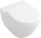 Villeroy & Boch Subway - Wand-Tiefspül-WC 560 x 370 weiß