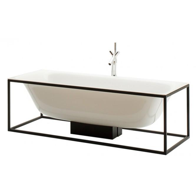 Bette Lux Shape - Sonderform Badewanne 1700 x 750 mm mit BetteGlasur Plus weiß