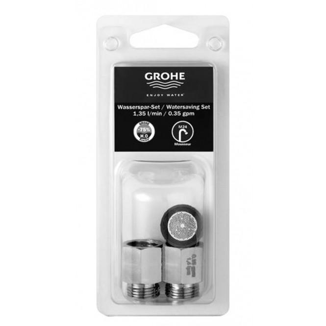Grohe Water Saving Kit Chrome