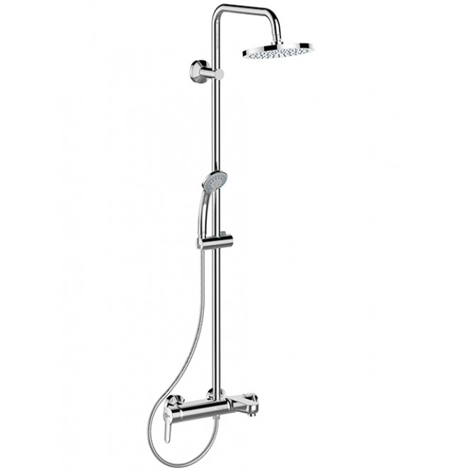 Ideal Standard Idealrain - Bade- / Duschsystem SL chrom