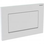 Geberit Sigma30 - Betätigungsplatte für Spül-Stopp-Spülung vergoldet
