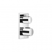 Dornbracht IMO - Unterputz-Thermostat mit 1-Weg-Mengenregulierung chrom