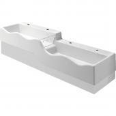 Geberit 4Bambini - Spiel- und Waschlandschaft Version rechts mit vier Waschplätzen