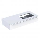 Geberit myDay - Waschtischunterschrank fürEinbauwaschtisch rechts