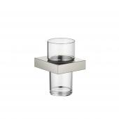 Dornbracht MEM - Glashalter Wandmodell platin
