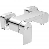 Ideal Standard Edge - Brausearmatur Aufputz Ausladung 79 mm chrom
