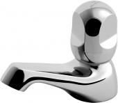 Ideal Standard Alpha - Pillar Tap wall-mounted with projection 236 mm without waste set chrome