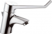 Ideal Standard CeraPlus Sicherheitsarmaturen - Single lever basin mixer with tap hole with pop-up waste set chrome