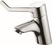 Ideal Standard CeraPlus Sicherheitsarmaturen - Single lever basin mixer with tap hole without waste set chrome