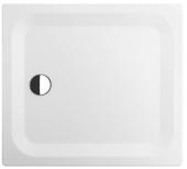 Bette Betteduschwanne - Duschwanne 1300 x 1300 x 35 mm edelweiß Antirutsch BetteGlasur Plus