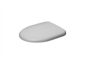 Duravit Architec - WC-Sitz ohne Absenkautomatik soft-close weiß