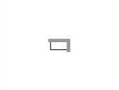 Duravit Starck - Furniture panel 690x740mm