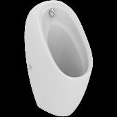 Ideal Standard Connect - Urinal wasserlos 325 x 315 x 650 mm Abgang waagrecht weiß