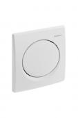 Geberit Samba - Flush Plate for Urinal chrome