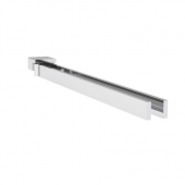 Geberit Monolith - Doppelhandtuchhalter 410 mm zu Sanitärmodul für Waschtische